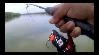 Trip Membottom Sembilang,Jenahak, With Ultralight fishing (Trip cari Lauk pecah Tong)