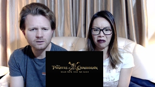 Pirates of the Caribbean: Dead Men Tell No Tales Super Bowl Spot Reaction and Review