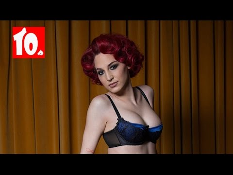 Top 10 Sexiest Transgender Models