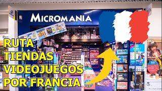 RUTA deTIENDAS de FRANCIA..con BUENOS PRECIOS