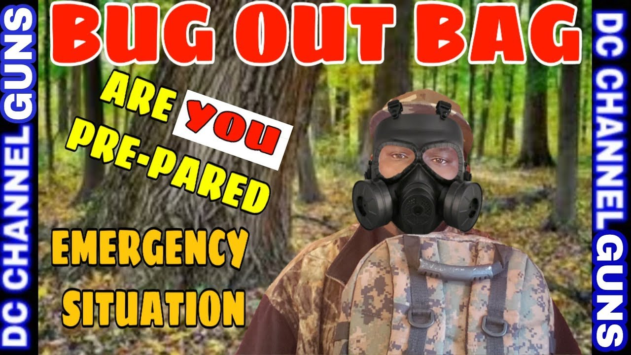 Bug Out BAG!!! What Do You Really Need To Survive In Down Economy | GUNS