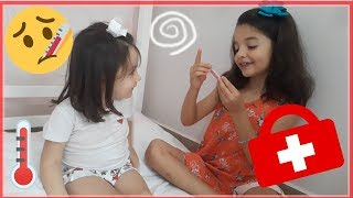 Brincando de Médico - Pretend play doctor   NaLu Kids