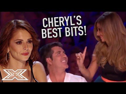 JUDGES HIGHLIGHTS - Cheryl On The X Factor UK | X Factor Global