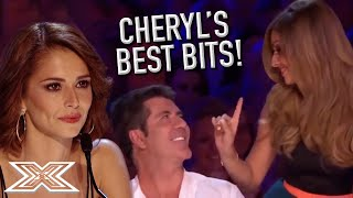 JUDGES HIGHLIGHTS - Cheryl On The X Factor UK | X Factor Global