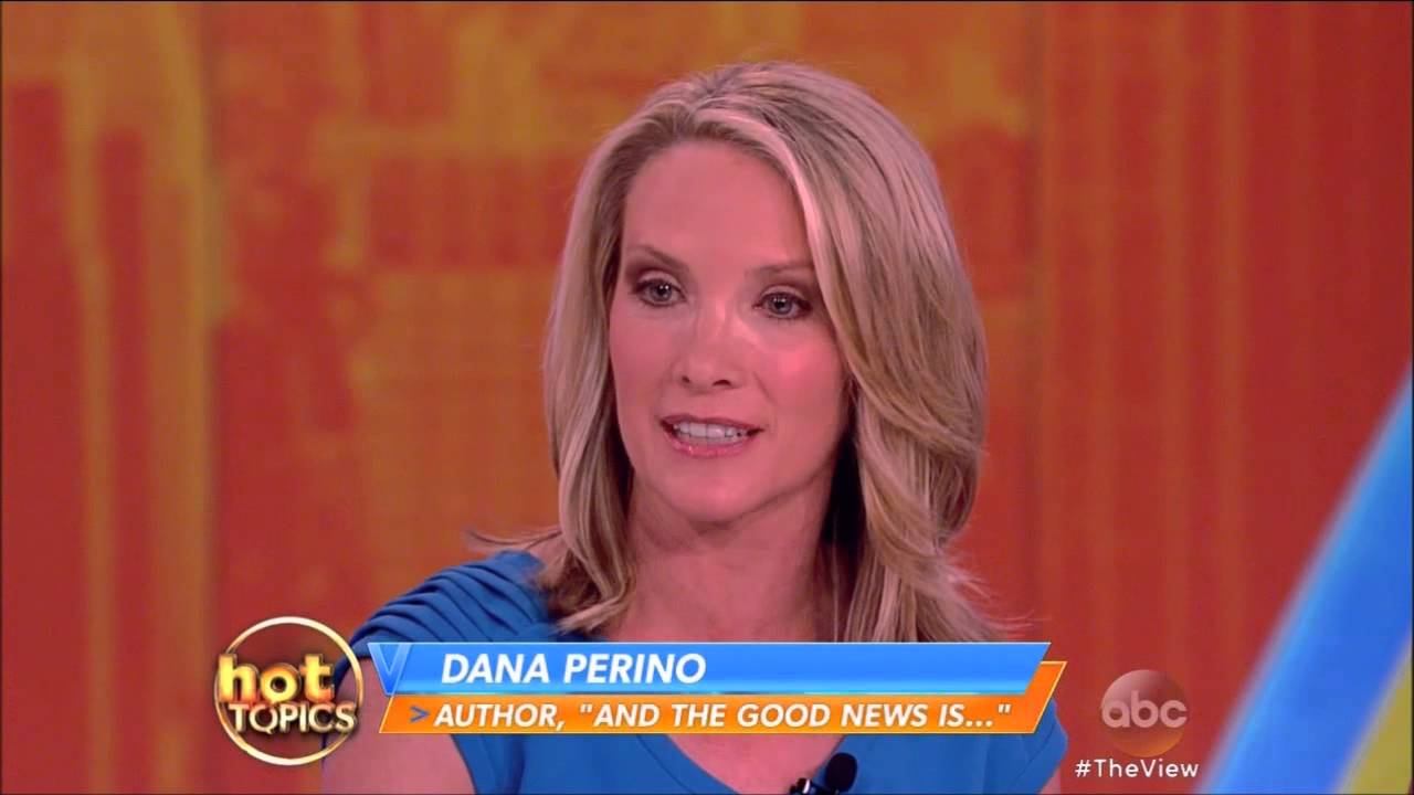 Dana Perino The View 2015 04 21 Doovi