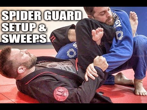 Intro to Spider Guard & How to Use It | BJJ Guards