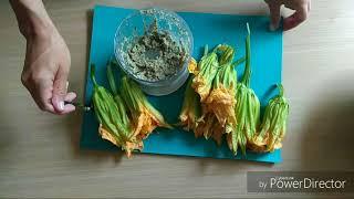 Цветы тыквы в кляре, итальянские рецепты веган, от Остеопороза, Полезная еда, что едят Веганы, ЗОЖ