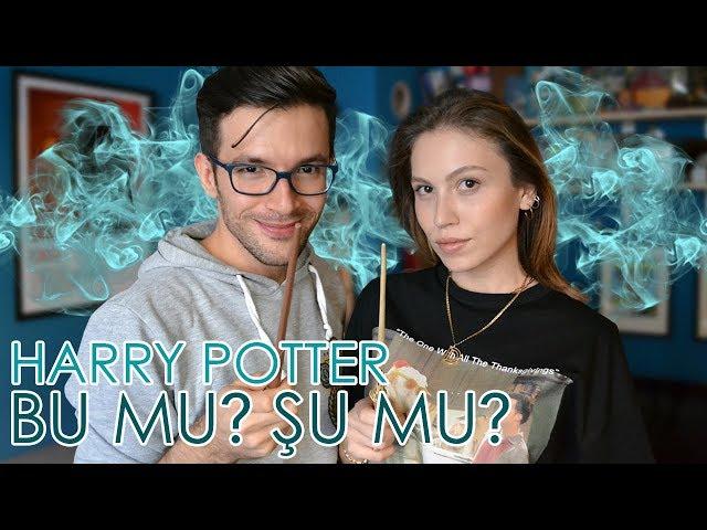 Duygu Özaslan ile Harry Potter Bu Mu Şu Mu?