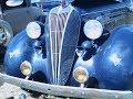 1936 Hudson 8 Coupe Blu ZH 021916