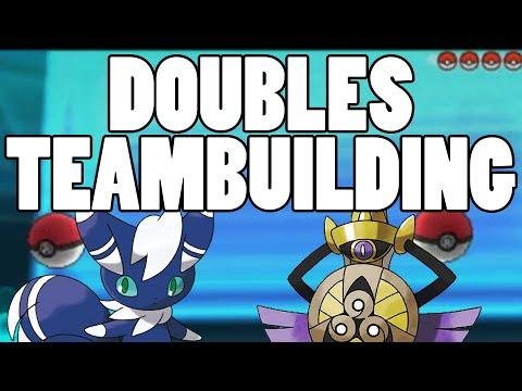 Team Building For Battle Spot Doubles