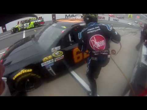 Rear Tire Carrier Dover Pitstop Sprint Cup 2015