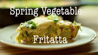 Spring Vegetable Fritatta (Mother