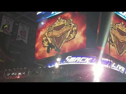 WWE SMACKDOWN LIVE 1000 VLOG!!  (Washington D.C)