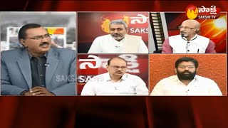 KSR Live Show : Special discussion on CM YS Jagan speech and Sujana Chowdary Controversial Comments