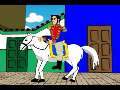 Primera prueba de dibujos animados por Enrique de Mesa  YouTube