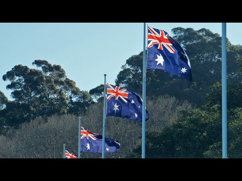 The Nation 'should Proudly Share The One Aussie Flag'