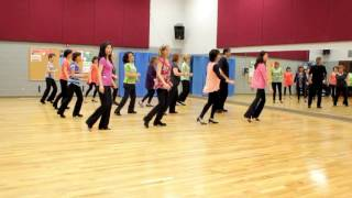 Get Down The Fiddle - Line Dance (Dance & Teach in English & 中文)