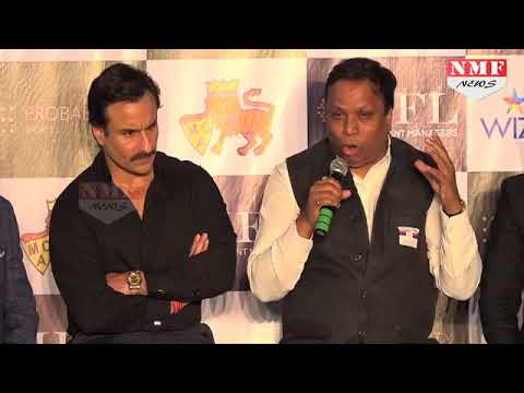 Mumbai Cricket Association Launches The First-Ever T-20 Mumbai League | Saif Ali Khan