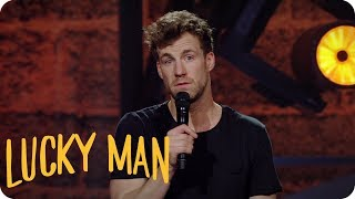 Lucky Man – Luke Mockridge: Wir sind alle Serienjunkies