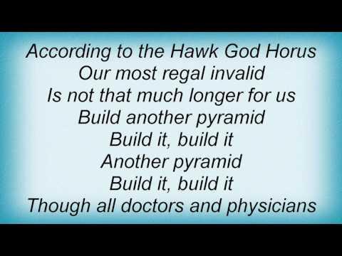 Sting - Another Pyramid Lyrics
