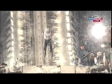 Ski Jumping 1st Round World Cup Sapporo 24.01.2015