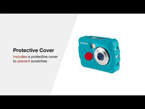 iS048 The Polaroid 16 MP Digital Camera