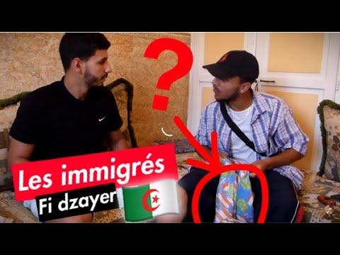 Les immigrés (ليزيميقري في الجزائر ) - kadaWmiloud