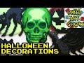 Perler Bead Halloween Decorations - Pixel Art Show