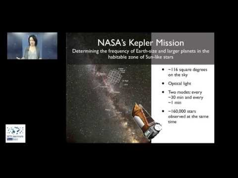 Rise of the Machines: Mining the Kepler Data for Astrobiology - Lucianne Walkowicz (SETI Talks)