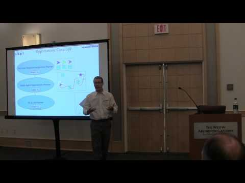 Maxim Likhachev - Search-based Planning by Decomposition for Teams of Heterogeneous Robots
