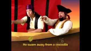 Jake and the Never Land Pirates   Pirate Band   Roll Up the Map Sing Along   Disney Junior