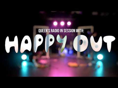 Queen's Radio In Session - Happy Out