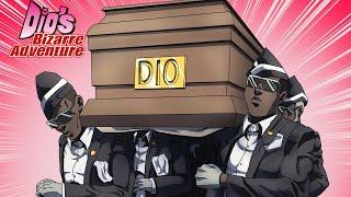Coffin Dance Anime Edition Opening Song | but with a twist...KONO DIO DA! | Friedrich Habetler Music