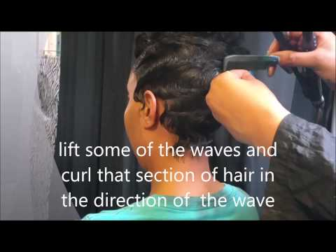 Soft Finger Wave Tutorial