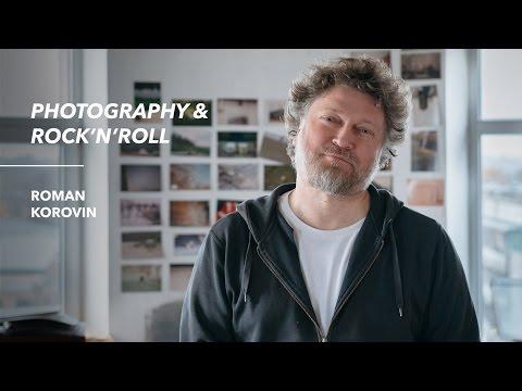 Roman Korovin - Photography & Rock'n'Roll -  FK Artist