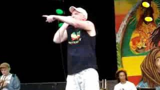 Zion Train @ Reggae Geel 2008