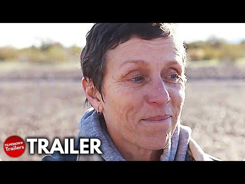 NOMADLAND Trailer NEW (2021) Frances McDormand Movie