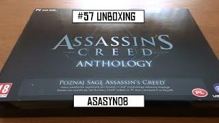 #57 Unboxing: Assassin's Creed: Anthology [PL]