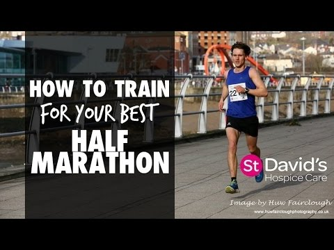 How to Train for Your Best Half Marathon