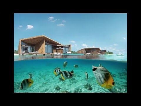Making of Maldives Resort