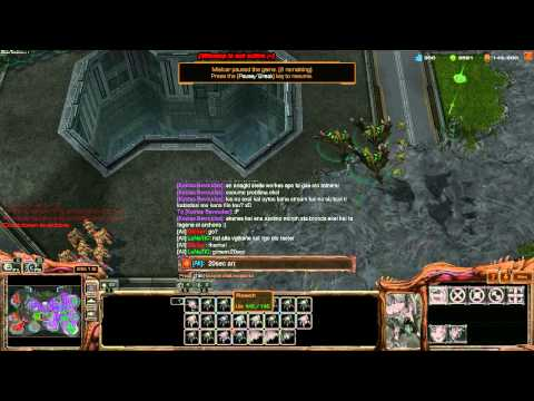 LuNaTiC Teh Macro Zerg ?Unknown / Questionable!? Skill   1vs1 Laddering Server? Hm we will see. Toda