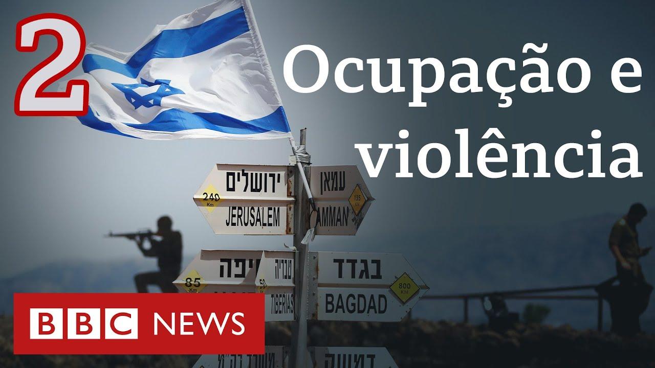 Download O que são os assentamentos israelenses e o que deu início às intifadas palestinas