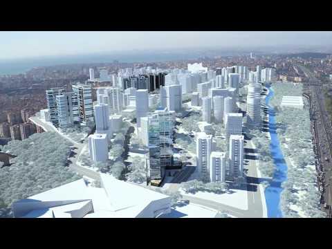 Fikirtepe Online  Brooklyn Life Tanıtım Filmi Fikirtepe Tv Turkey İstanbul Urban Renewal Project