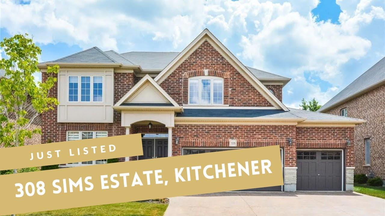 Just listed 308 sims estate kitchener sadler real estate group