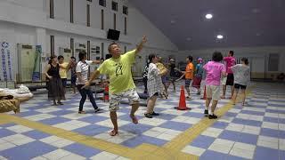 2018.09.29 Bonin Bon-Odori Festa みんなで踊ろう!1+1の音頭