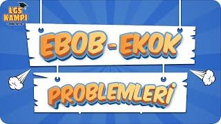 EBOB-EKOK Problemleri | LGS Matematik  #2022