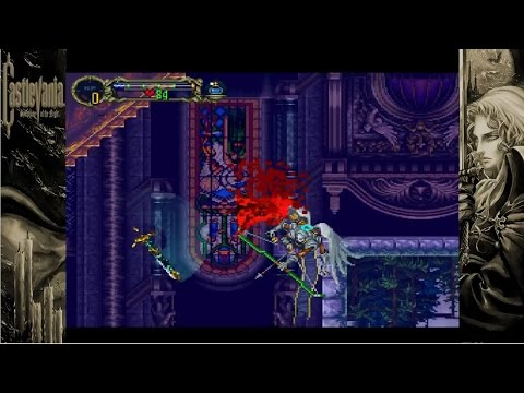 Up All Night to Get Lucky, Let's Stream SotN - 14