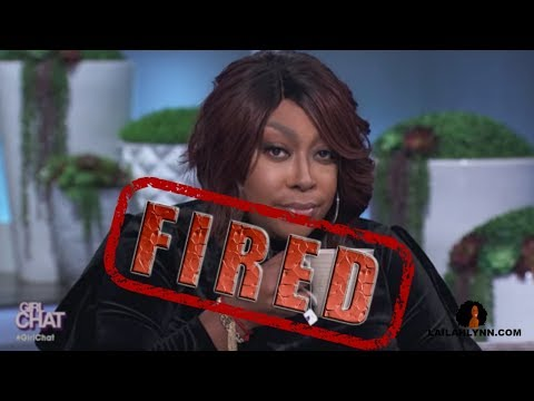 Producers Set To FIRE Loni Love From The Real!