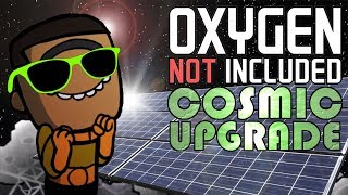 Building a Duplicant Apartment Complex - Oxygen Not Included Gameplay - Cosmic Upgrade