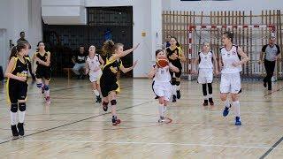 Unia Basket Ostrołęka - UKS Dwójka Nidzica